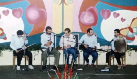 مروری بر 30 سال فعالیت گروه موسیقی امیر پازواری