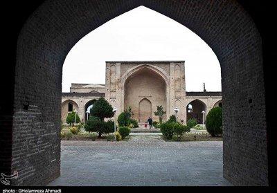 شهر تاریخی فرحآباد فرصت بینالمللی گردشگری است