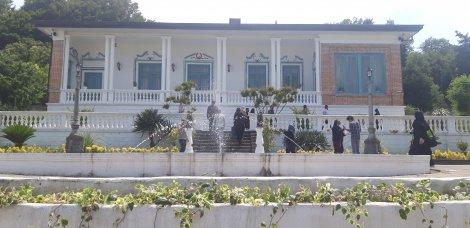 رویکرد فرهنگی برای بهرهبرداری از کاخ چایخوران چالوس
