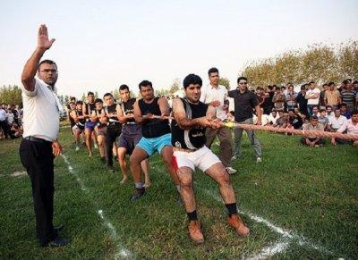 استان مازندران و بازیهای محلی آن