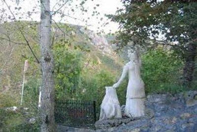 روایتی از منظومه «مینا و پلنگ»
